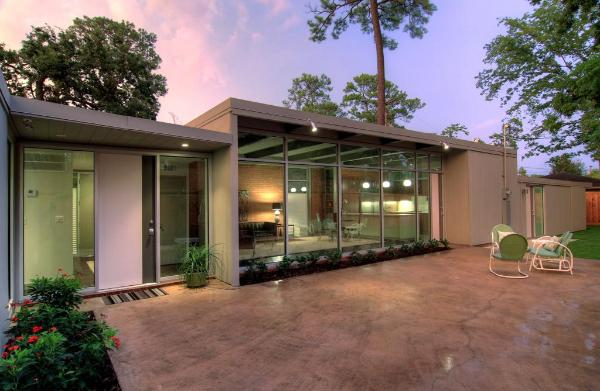 Mid Century Modern Houston Will