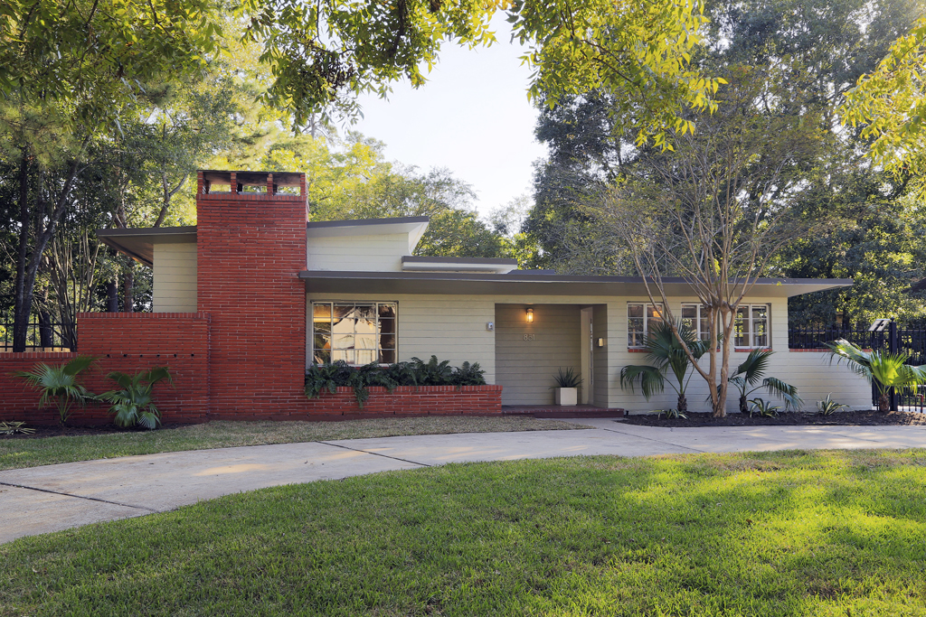 Mid Century Modern Houses in Houston by WillModern
