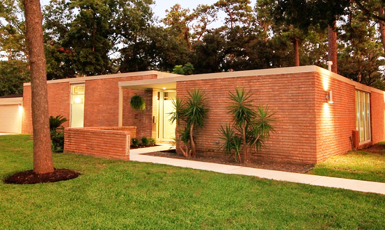 Mid Century Modern Houston Remodeling Buying Selling